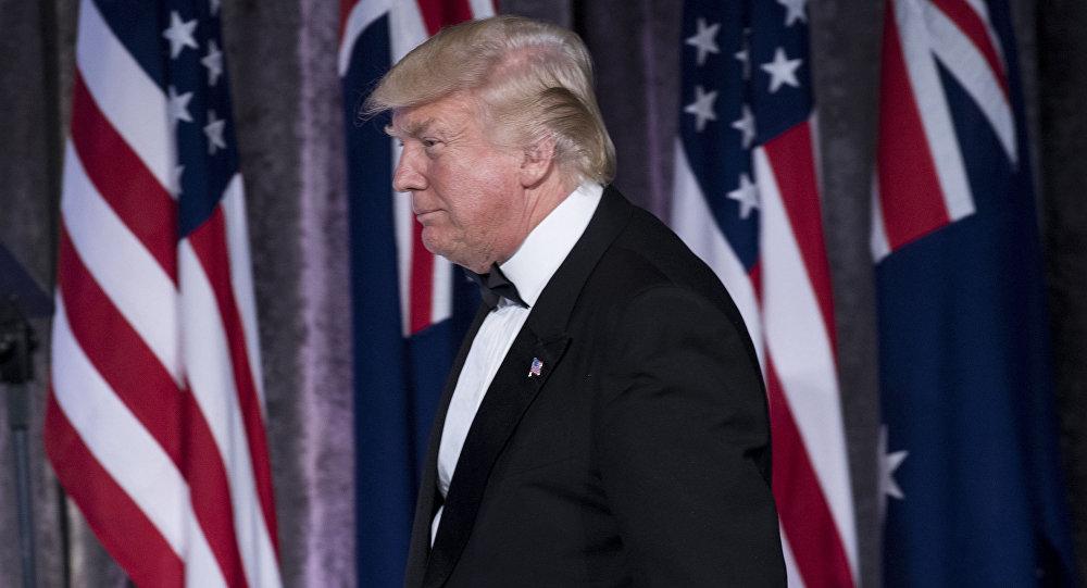 بی احترامی دیپلماتیک به ترامپ در قطر