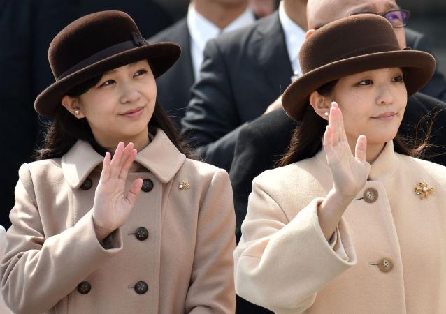 ازدواج شاهزاده و گدای ژاپنی (+ عکس)