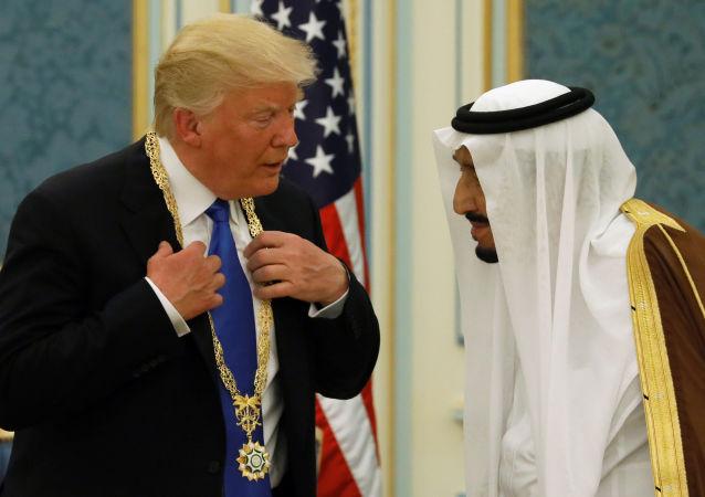 گفتگوی ترامپ و پادشاه سعودی در مورد ثبات در بازارهای انرژی