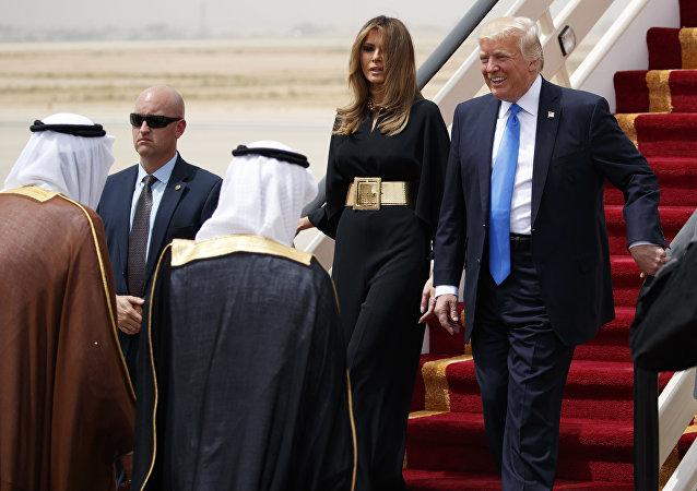 ترامپ به زودی به مصر می رود