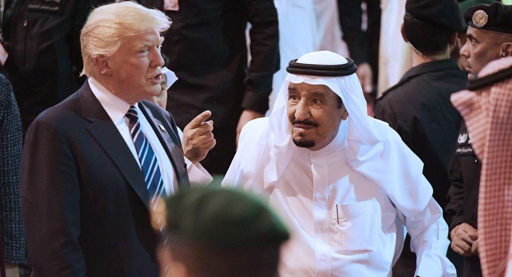 هدایای تقلبی عربستان به ترامپ