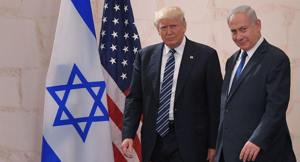 قدردانی نتانیاهو از ترامپ برای مقابله با ایران