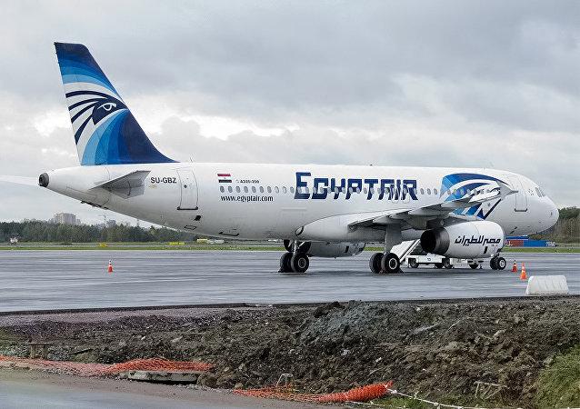 برای اولین بار در تاریخ؛ فرود هواپیمای مصری اجیپت ایر در فرودگاه اسرائیل