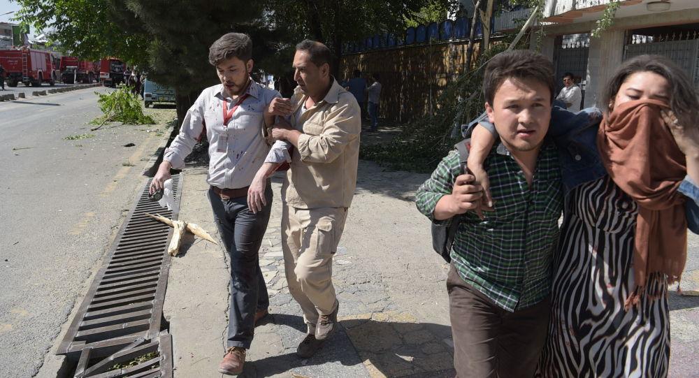 طالبان: علت انفجار در مسجد در شمال افغانستان حمله انتحاری بوده است