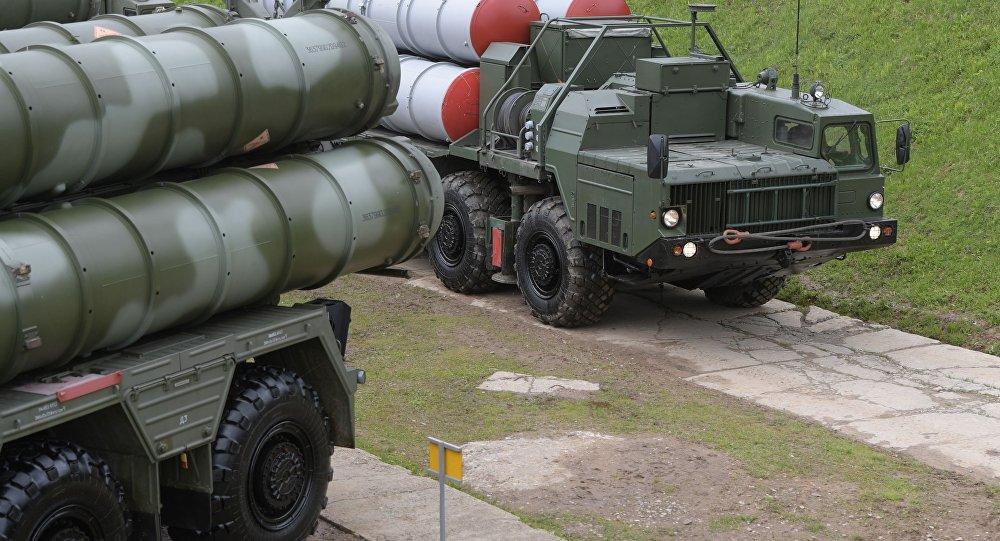 رزمایش ترکیه با سامانه اس-400