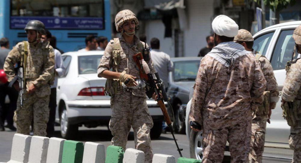 سپاه ایران، چند مقر تروریست های داعش را منهدم کرد