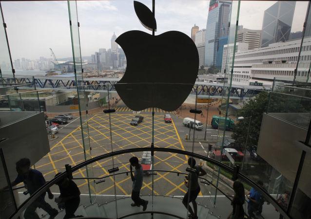 شکسته شدن تاریخی ارزش سهام اپل