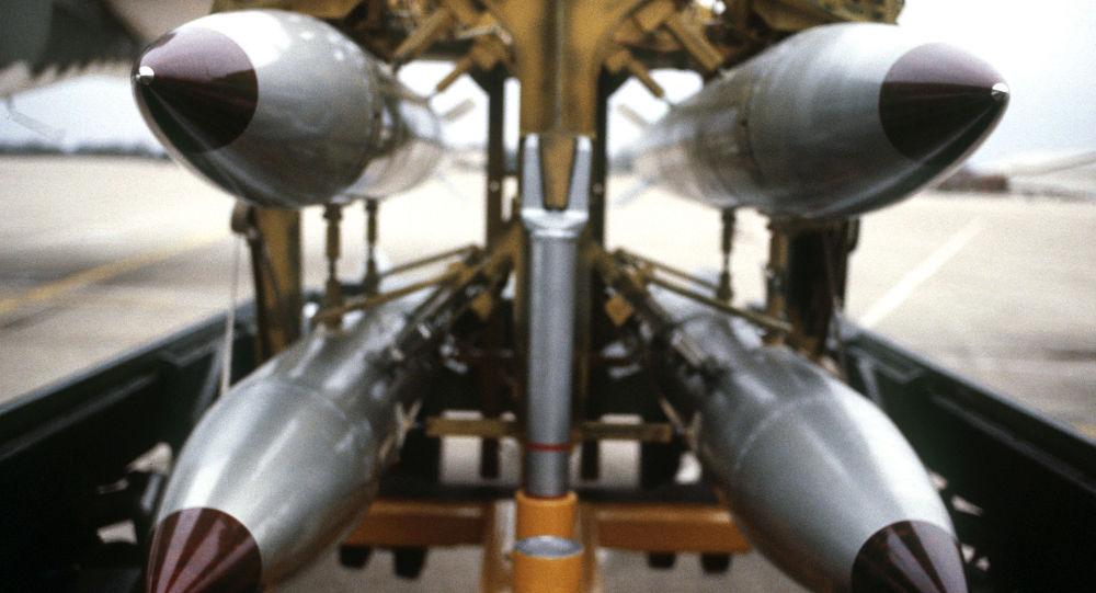 آمریکا بمب هسته ای جدیدی را آزمایش کرد