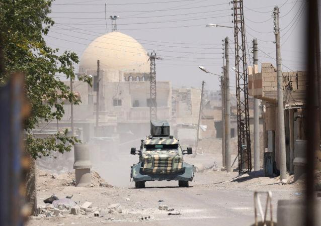 بازداشت یکی از مسئولان داعش در سوریه