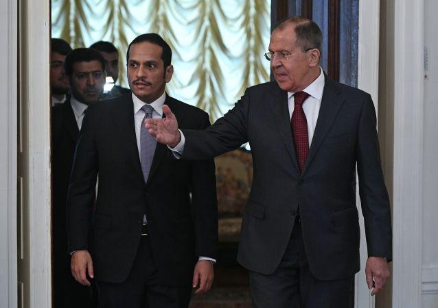 روسیه: بحران قطر راه حل دیپلماتیک دارد