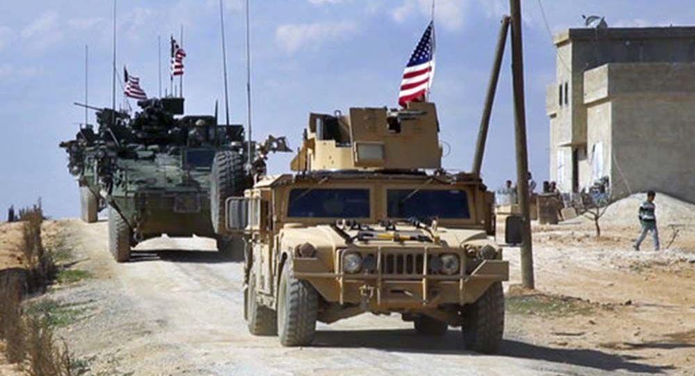 حمله نیروهای نظامی آمریکا در کابل