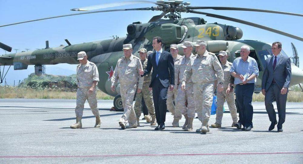 فرانسه: حذف بشار اسد اولویت نیست