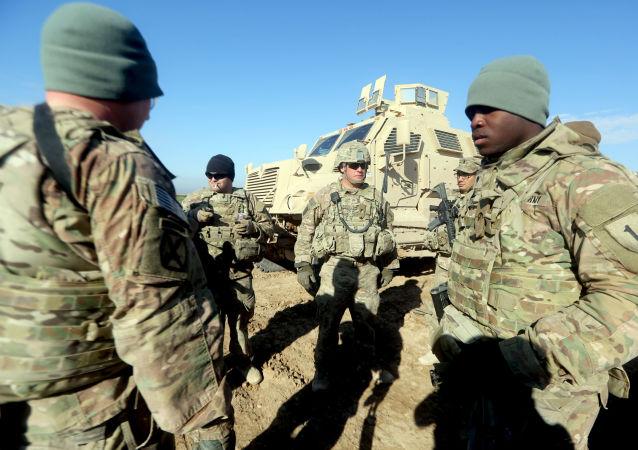 روند خروج نیروهای آمریکایی از عراق آغاز شد