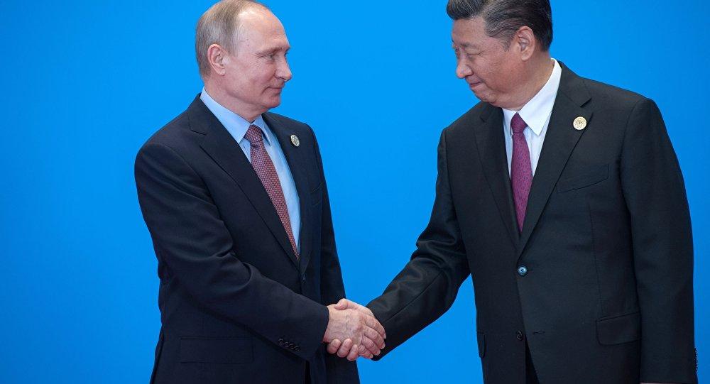 چین خواهان گسترش روابط با روسیه شد