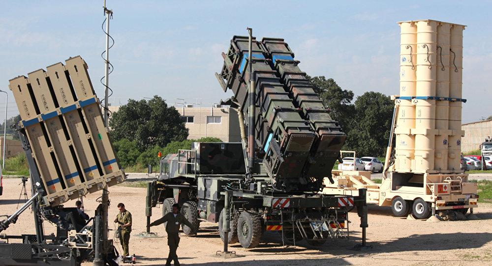 Зенитно-ракетный комплекс Patriot MIM-104A