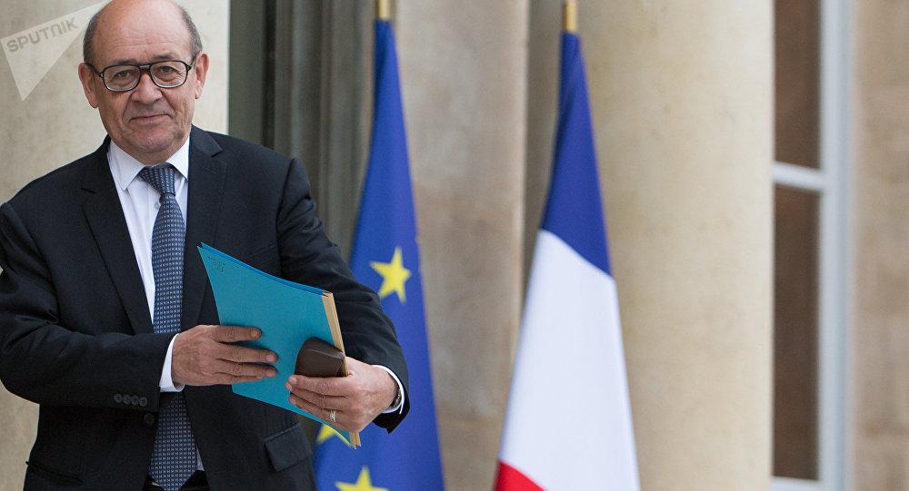 وزیر خارجه فرانسه خواستار از سرگیری زودهنگام مذاکرات برجامی شد