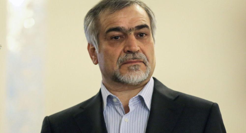 حسین فریدون از کریمی قدوسی خواست، اگر راست می گوید فایل را منتشر کند