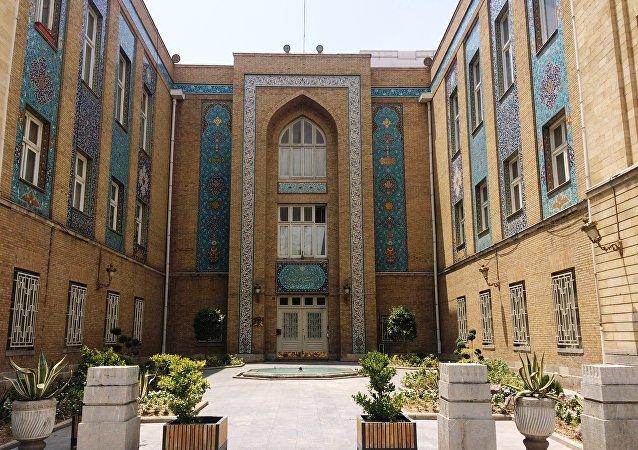وزارت امورخارجه ایران