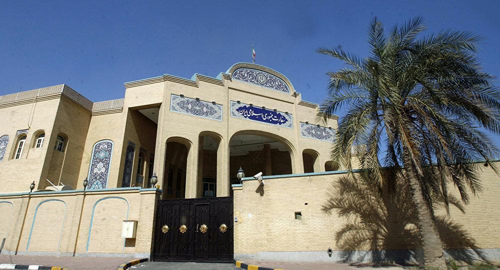دلجویی کویت از ایران