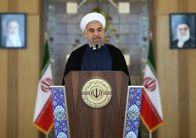 افتتاح اجلاس مقابله با تروریسم در تهران