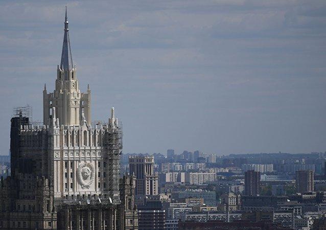 نارضایتی مسکو از تلاش واشنگتن برای تحریف نتایج جنگ جهانی دوم