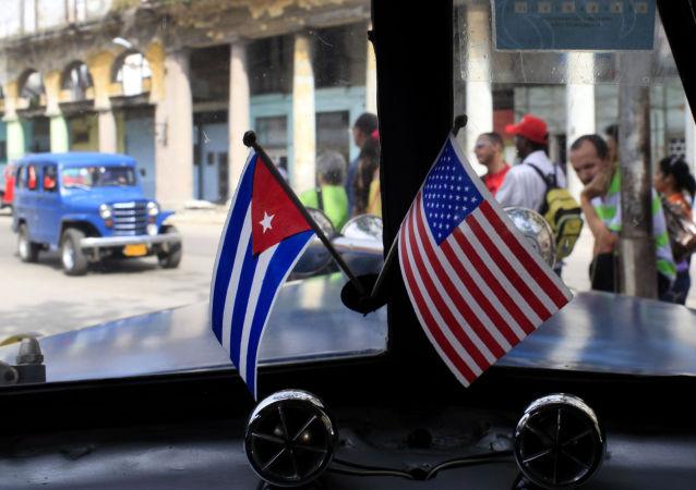خطر مداخله نظامی آمریکا در پی اعتراضات در کوبا