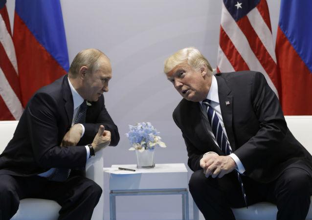 ترامپ می خواهد با پوتین صحبت کند