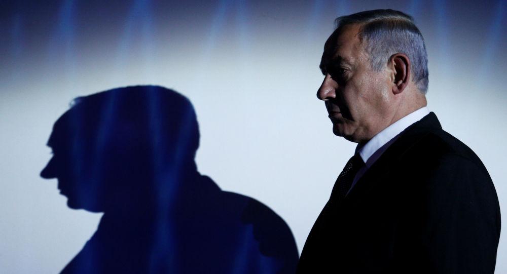 بهره برداری سیاسی نتانیاهو از حادثه نطنز