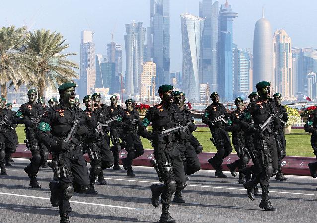 فراخوان به ورود نیروهای  مسلح قطر به سوریه