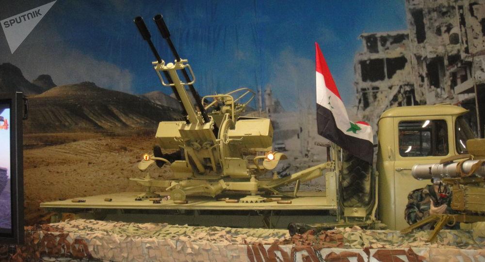 پیشروی نیروهای دولتی سوریه بسوی ادلب