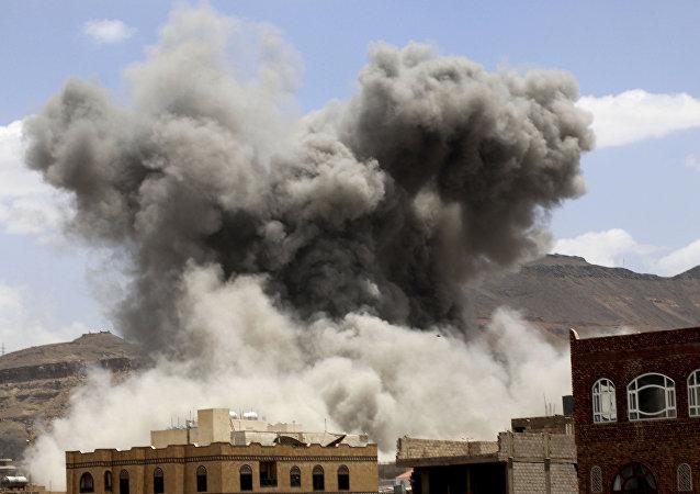 آمریکا: حمله به تاسیسات نفتی عربستان از عراق صورت گرفته بود