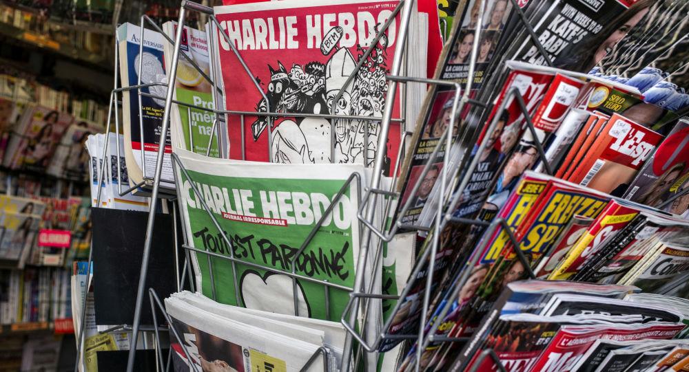 توهين مجدد شارلي ابدو به اسلام + کاریکاتور