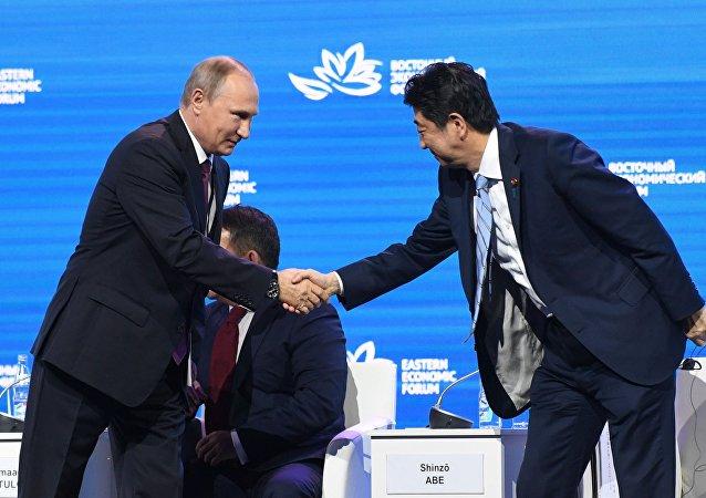 نبردهای نمایشی جودو در ژاپن با شرکت پوتین