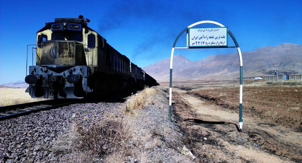 راه آهن ایران ثبت جهانی شد