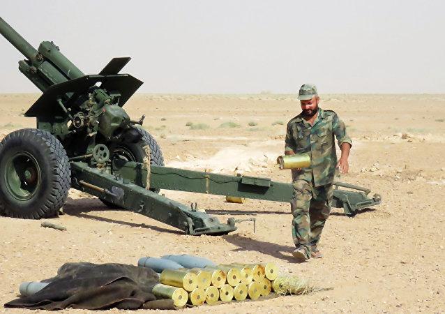 29 سرباز روسی توسط داعش اسیر شدتد