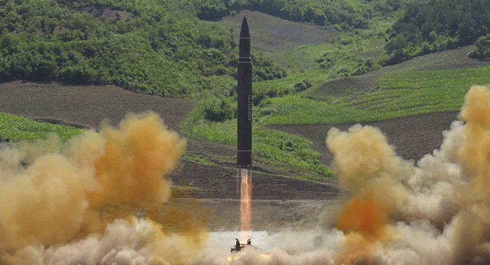 آزمایش موشکی جدید کره شمالی