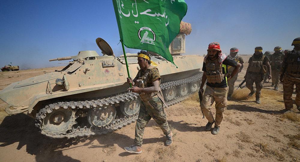 شبه نظامیان ایران در عراق