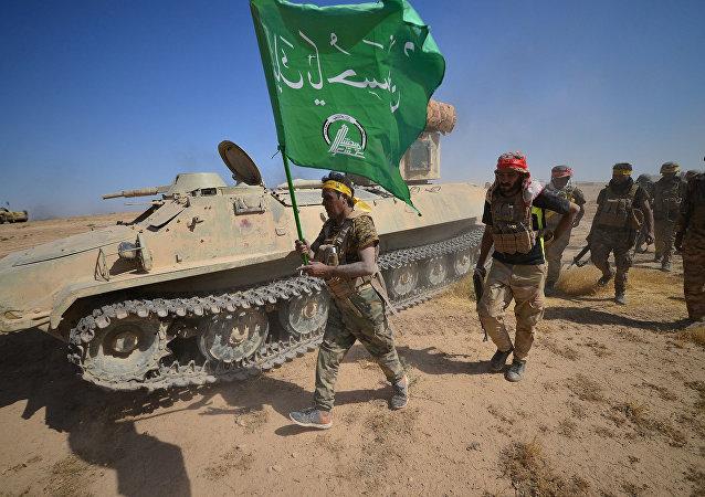 به حشد الشعبی در عراق حمله موشکی شد