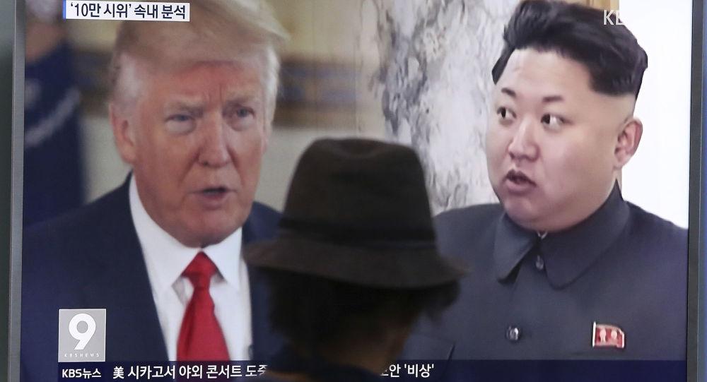 ترامپ به هدیه کریسمسی کره شمالی واکنش نشان داد