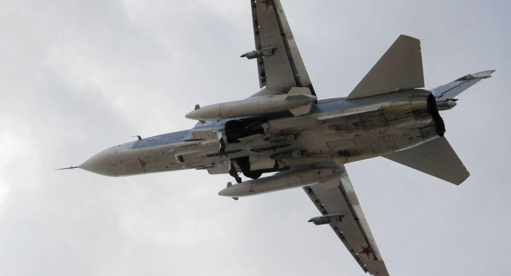 روسیه: نابودی هواپیمای سوخو 24 روسیه در آسمان ادلب را تکذیب کرد