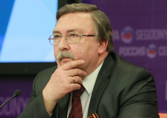 نماینده روسیه از نشست امروز کمیسیون مشترک برجام  در وین خبر داد