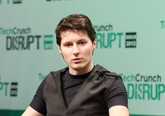 انتقاد موسس تلگرام از زندگی در آمریکا