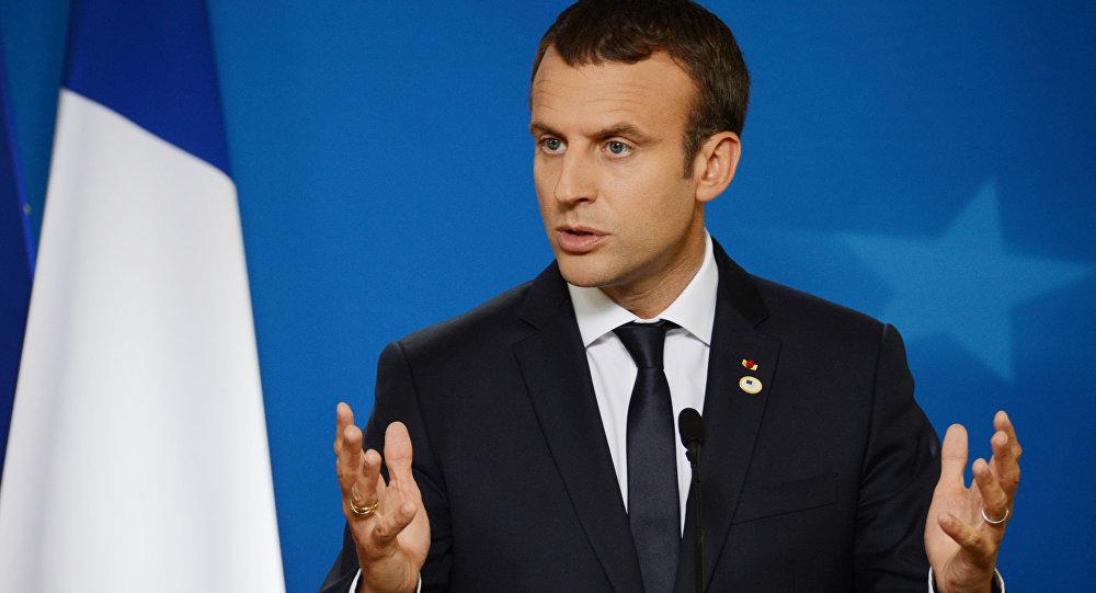 مکرون: حاکمیت و امنیت عراق در اولویت فرانسه است