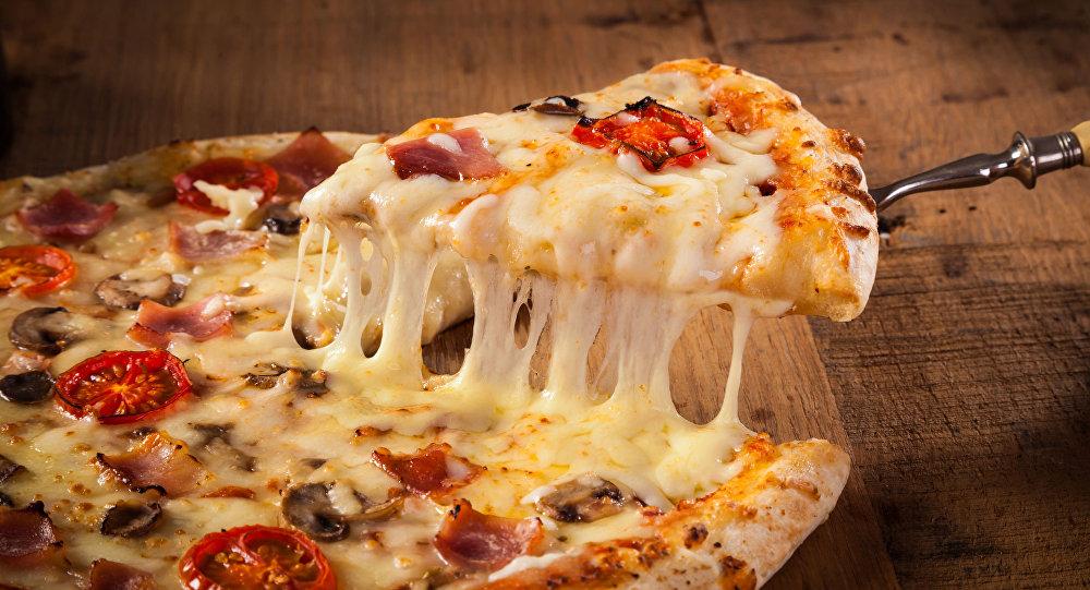 پیتزا با گوشت خوک، یک مسلمان آمریکایی را ثروتمند کرد