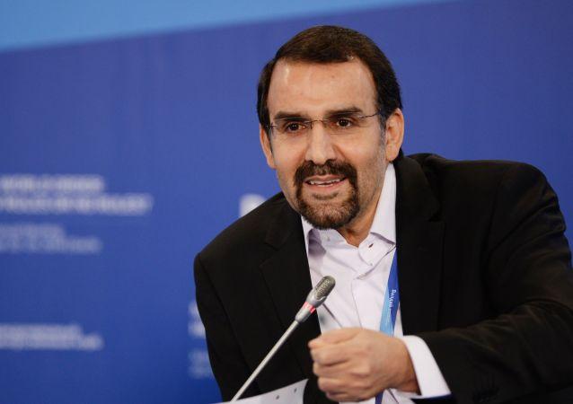 مهدی سنایی مشاور ارشد وزیر خارجه ایران شد