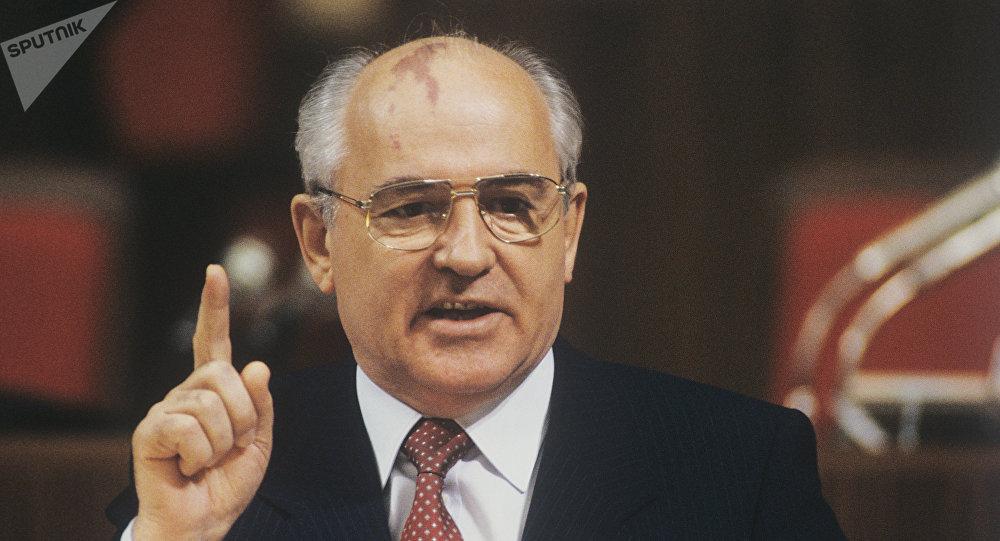 هشدار گورباچوف به رئیسان جمهوری روسیه و آمریکا