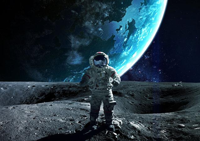 آمریکا علاقه مند به همکاری با روسیه برای سفر به ماه شد