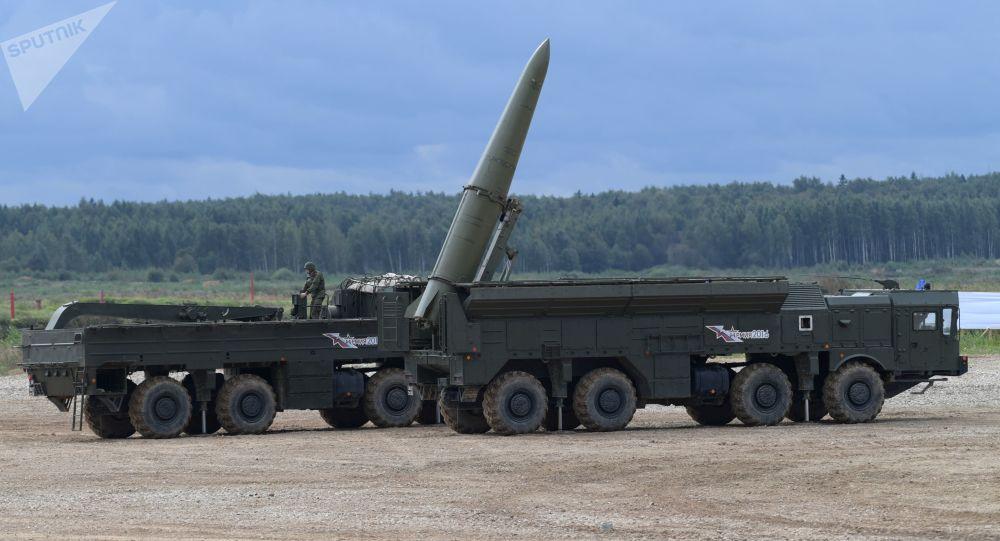 موشک های اسکندر در غرب روسیه پدیدار می شوند