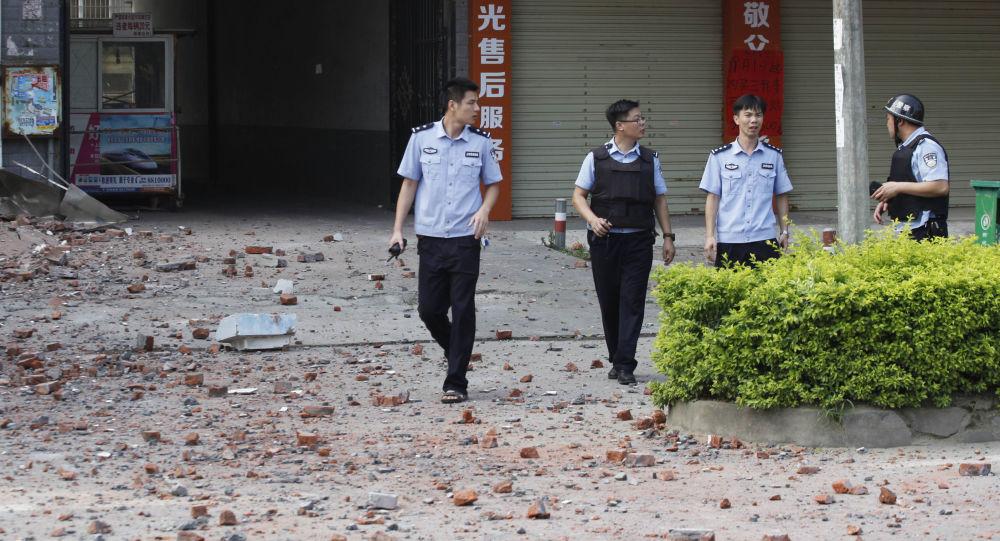 انفجار در چین با کشته و زخمی همراه بود