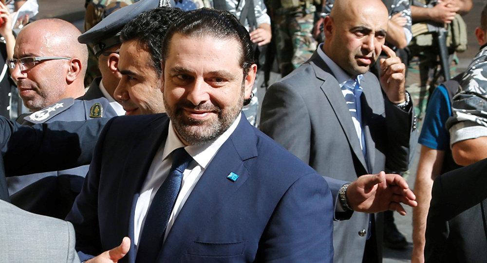 همسر و فرزندان سعد حریری مهمان کاخ ریاست جمهوری فرانسه+عکس